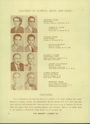 Page 16, 1953 Edition, Wadsworth High School - Whisperer Yearbook (Wadsworth, OH) online yearbook collection