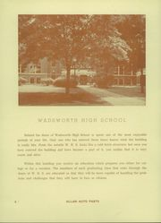 Page 8, 1953 Edition, Wadsworth High School - Whisperer Yearbook (Wadsworth, OH) online yearbook collection