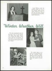 Page 12, 1955 Edition, Wadsworth High School - Whisperer Yearbook (Wadsworth, OH) online yearbook collection