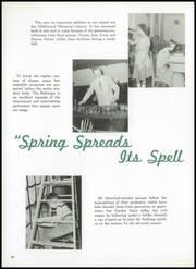 Page 14, 1955 Edition, Wadsworth High School - Whisperer Yearbook (Wadsworth, OH) online yearbook collection