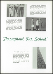 Page 15, 1955 Edition, Wadsworth High School - Whisperer Yearbook (Wadsworth, OH) online yearbook collection