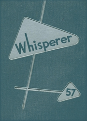 1957 Edition, Wadsworth High School - Whisperer Yearbook (Wadsworth, OH)