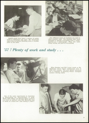 Page 11, 1957 Edition, Wadsworth High School - Whisperer Yearbook (Wadsworth, OH) online yearbook collection