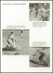 Page 13, 1957 Edition, Wadsworth High School - Whisperer Yearbook (Wadsworth, OH) online yearbook collection