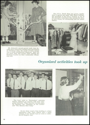 Page 14, 1957 Edition, Wadsworth High School - Whisperer Yearbook (Wadsworth, OH) online yearbook collection