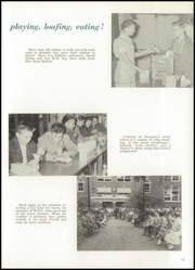 Page 17, 1957 Edition, Wadsworth High School - Whisperer Yearbook (Wadsworth, OH) online yearbook collection
