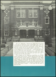 Page 6, 1957 Edition, Wadsworth High School - Whisperer Yearbook (Wadsworth, OH) online yearbook collection