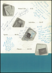 Page 7, 1957 Edition, Wadsworth High School - Whisperer Yearbook (Wadsworth, OH) online yearbook collection