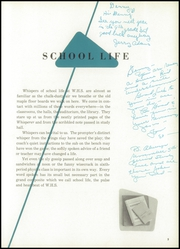 Page 9, 1957 Edition, Wadsworth High School - Whisperer Yearbook (Wadsworth, OH) online yearbook collection