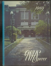 1960 Edition, Wadsworth High School - Whisperer Yearbook (Wadsworth, OH)