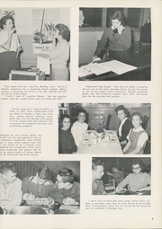 Page 11, 1960 Edition, Wadsworth High School - Whisperer Yearbook (Wadsworth, OH) online yearbook collection