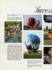 Page 6, 1983 Edition, Wadsworth High School - Whisperer Yearbook (Wadsworth, OH) online yearbook collection