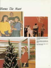 Page 13, 1985 Edition, Wadsworth High School - Whisperer Yearbook (Wadsworth, OH) online yearbook collection