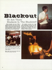 Page 14, 1985 Edition, Wadsworth High School - Whisperer Yearbook (Wadsworth, OH) online yearbook collection