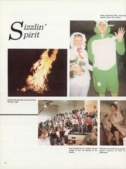 Page 16, 1985 Edition, Wadsworth High School - Whisperer Yearbook (Wadsworth, OH) online yearbook collection