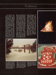 Page 6, 1985 Edition, Wadsworth High School - Whisperer Yearbook (Wadsworth, OH) online yearbook collection