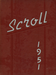 Page 1, 1951 Edition, Howland Township High School - Scroll Yearbook (Warren, OH) online yearbook collection