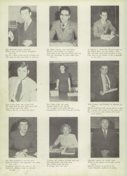 Page 10, 1951 Edition, Howland Township High School - Scroll Yearbook (Warren, OH) online yearbook collection