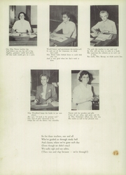 Page 12, 1951 Edition, Howland Township High School - Scroll Yearbook (Warren, OH) online yearbook collection