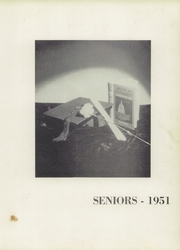Page 13, 1951 Edition, Howland Township High School - Scroll Yearbook (Warren, OH) online yearbook collection