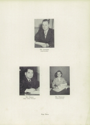 Page 9, 1951 Edition, Howland Township High School - Scroll Yearbook (Warren, OH) online yearbook collection