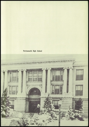 Page 11, 1945 Edition, Portsmouth High School - Trojan Yearbook (Portsmouth, OH) online yearbook collection