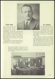 Page 15, 1945 Edition, Portsmouth High School - Trojan Yearbook (Portsmouth, OH) online yearbook collection