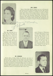 Page 17, 1945 Edition, Portsmouth High School - Trojan Yearbook (Portsmouth, OH) online yearbook collection