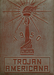 1950 Edition, Portsmouth High School - Trojan Yearbook (Portsmouth, OH)