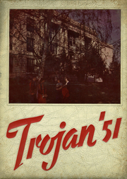 1951 Edition, Portsmouth High School - Trojan Yearbook (Portsmouth, OH)
