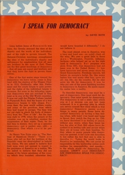 Page 11, 1953 Edition, Portsmouth High School - Trojan Yearbook (Portsmouth, OH) online yearbook collection