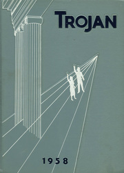 1958 Edition, Portsmouth High School - Trojan Yearbook (Portsmouth, OH)