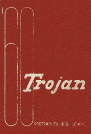 1960 Edition, Portsmouth High School - Trojan Yearbook (Portsmouth, OH)