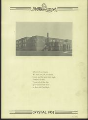 Page 9, 1932 Edition, Clay High School - Crystal Yearbook (Oregon, OH) online yearbook collection