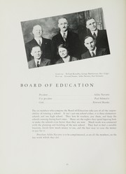 Page 14, 1937 Edition, Clay High School - Crystal Yearbook (Oregon, OH) online yearbook collection