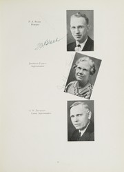 Page 15, 1937 Edition, Clay High School - Crystal Yearbook (Oregon, OH) online yearbook collection