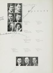 Page 16, 1937 Edition, Clay High School - Crystal Yearbook (Oregon, OH) online yearbook collection
