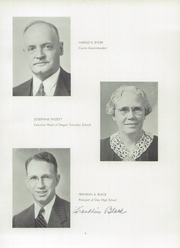 Page 13, 1943 Edition, Clay High School - Crystal Yearbook (Oregon, OH) online yearbook collection