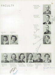 Page 15, 1943 Edition, Clay High School - Crystal Yearbook (Oregon, OH) online yearbook collection