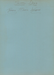Page 3, 1943 Edition, Clay High School - Crystal Yearbook (Oregon, OH) online yearbook collection