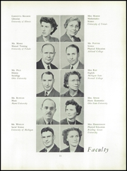 Page 17, 1945 Edition, Clay High School - Crystal Yearbook (Oregon, OH) online yearbook collection