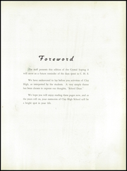 Page 7, 1945 Edition, Clay High School - Crystal Yearbook (Oregon, OH) online yearbook collection