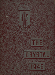 1946 Edition, Clay High School - Crystal Yearbook (Oregon, OH)
