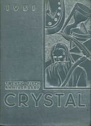 Page 1, 1951 Edition, Clay High School - Crystal Yearbook (Oregon, OH) online yearbook collection