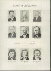 Page 10, 1951 Edition, Clay High School - Crystal Yearbook (Oregon, OH) online yearbook collection