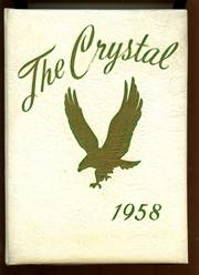 Page 1, 1958 Edition, Clay High School - Crystal Yearbook (Oregon, OH) online yearbook collection