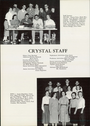 Page 10, 1958 Edition, Clay High School - Crystal Yearbook (Oregon, OH) online yearbook collection