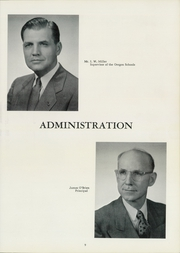 Page 13, 1958 Edition, Clay High School - Crystal Yearbook (Oregon, OH) online yearbook collection