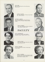Page 16, 1958 Edition, Clay High School - Crystal Yearbook (Oregon, OH) online yearbook collection