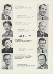 Page 17, 1958 Edition, Clay High School - Crystal Yearbook (Oregon, OH) online yearbook collection